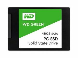 WD Green 480GB PC SSD SATA 6GBs 25in Solid State Drive