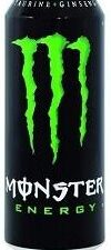 Monster Energy Can Drink 40 cl Green x6