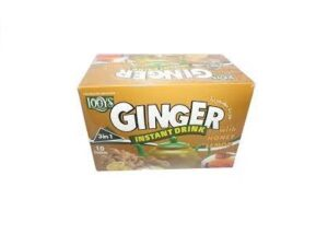 Looys Ginger With Milk Magnificent 18 g x10