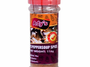 Ady's Peppersoup Spices