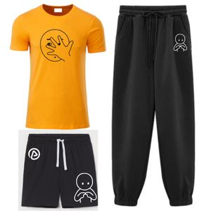 Elvin Pack Of Tshirt And Joggers