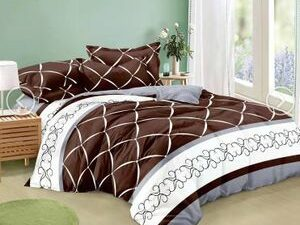 DUVET Bed Sheet With PILLOW CASE  MULTI