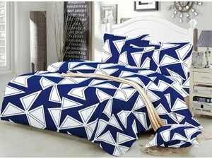 QUALITY BEDSHEET DUVET WITH 4 PILLOWCASE