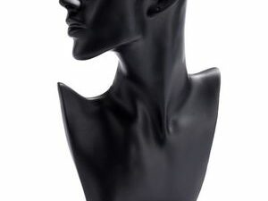 Resin Mannequin NecklaceEarring Jewelry And Accessories Display
