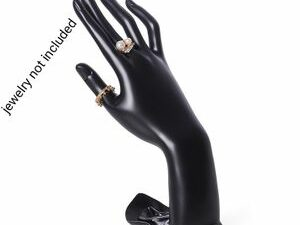 Mannequin Hand Shaped Stand Ring Bracelet Necklace Chain Watch Display Holder Stand