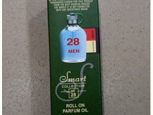 Smart Collection 2 Pcs ROLL ON PERFUME OIL NO28 men