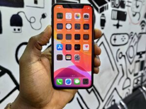 Foreign used IPHONE X 256gb