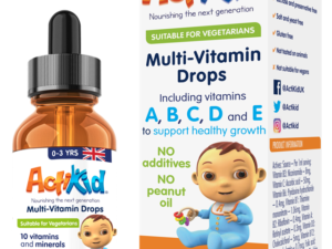 ACTIKID APPETITE SYRUP