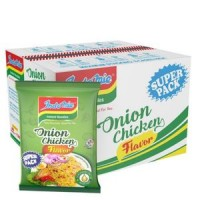 WHOLESALE Indomie SuperPack Onion Chicken 120g x 40 WHS